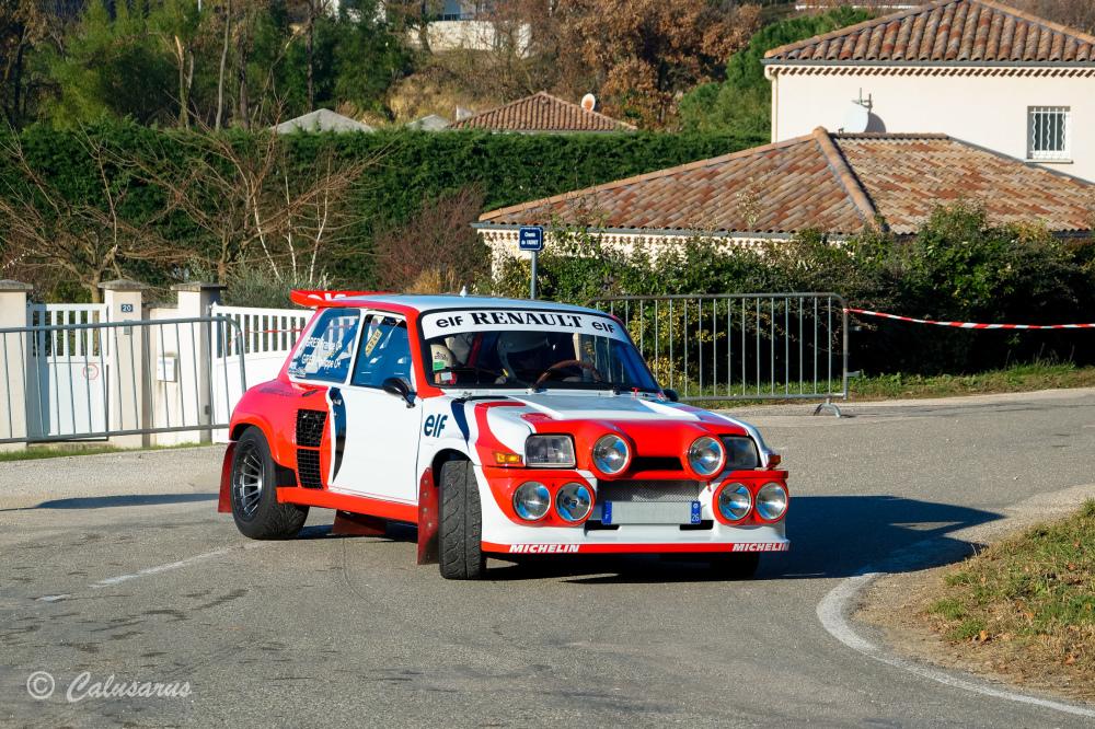 Drome 26 Automobile Renault