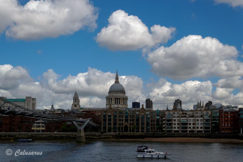 Londres London £Paysage Cityscape