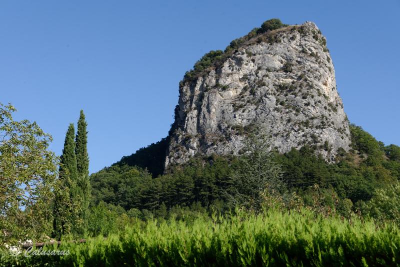 Drome 26 Paysage Saou Montagne Mountain