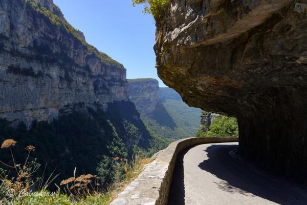 France Isere Paysage Montagne Route