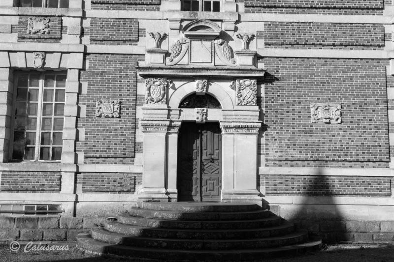 Eure Architecture N&B Ombre Escalier