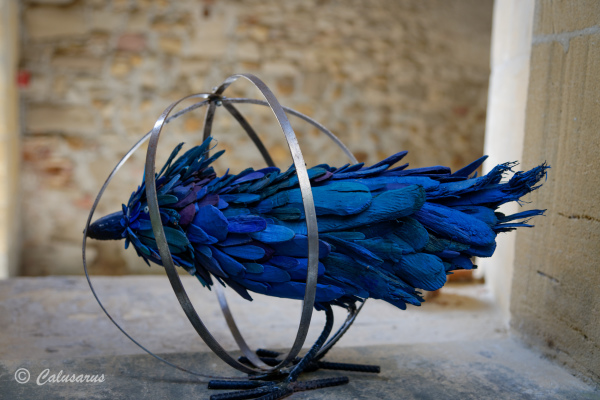Art Oiseau sculpture