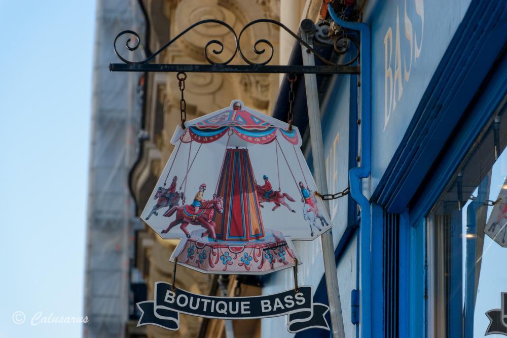 Paris Enseigne Art