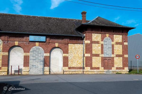 Architecture Cinema Orne