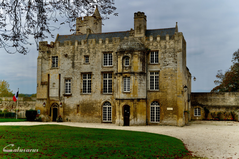 Chateau Architecture Creully Calvados