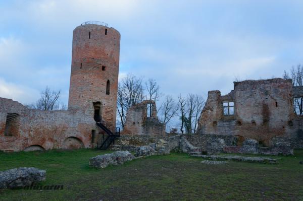Isère Château Castle Ruine