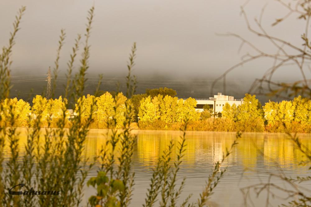 Drome 16 Tain Paysage Landscape Automne Fall