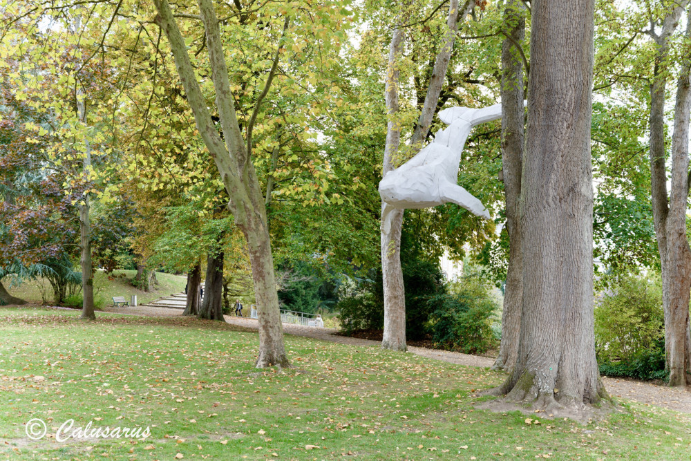 Evreux Eure Art Jardin Animal