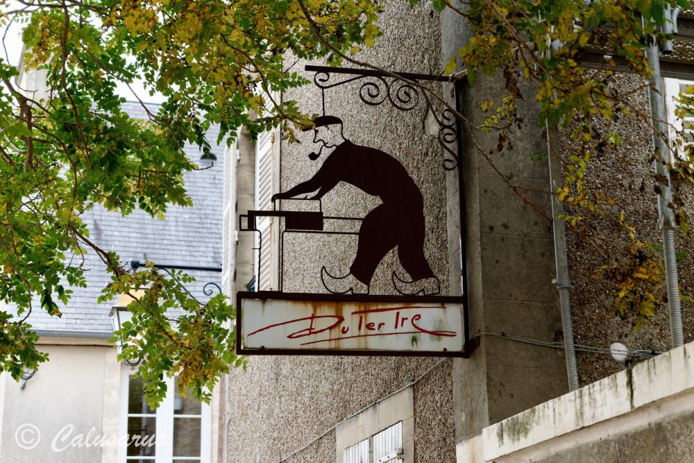 Enseigne Beaux-Arts Bayeux Calvados