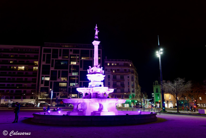 Drome 26 Valence Nuit Fontaine