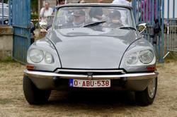 Citroen DS La Ferte-vidame Automobile