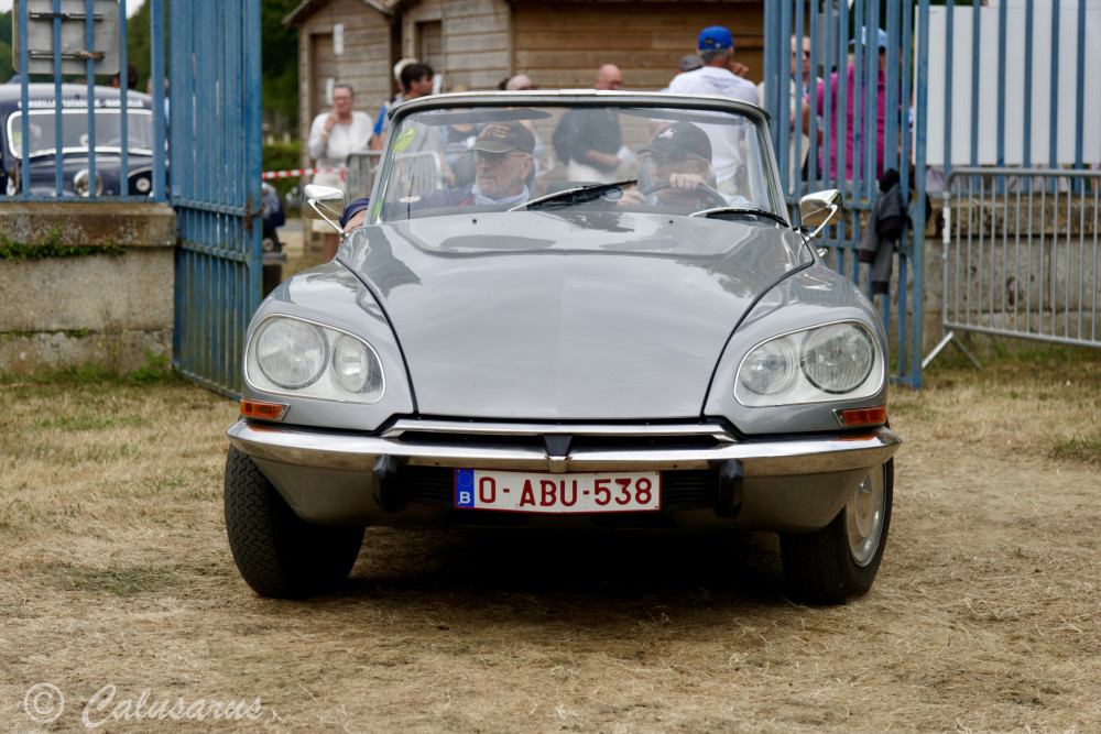 Citroen DS La Ferte-vidame Automobile