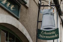Enseigne Bayeux Beaux-arts Calvados