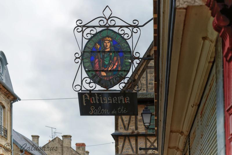 Bayeux Enseigne Art Calvados