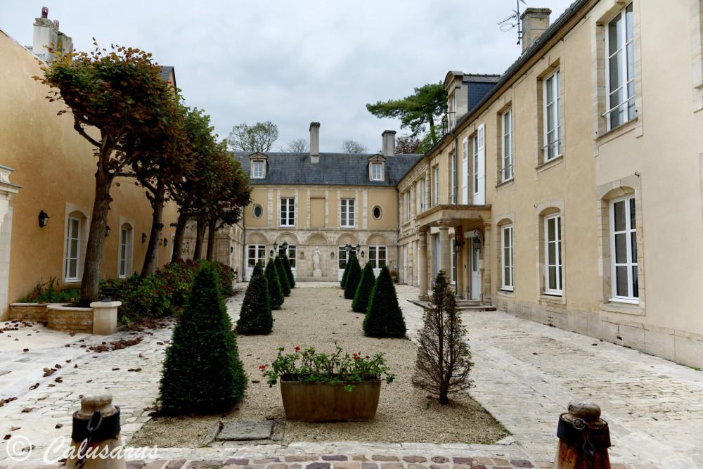 Bayeux Architecture Calvados