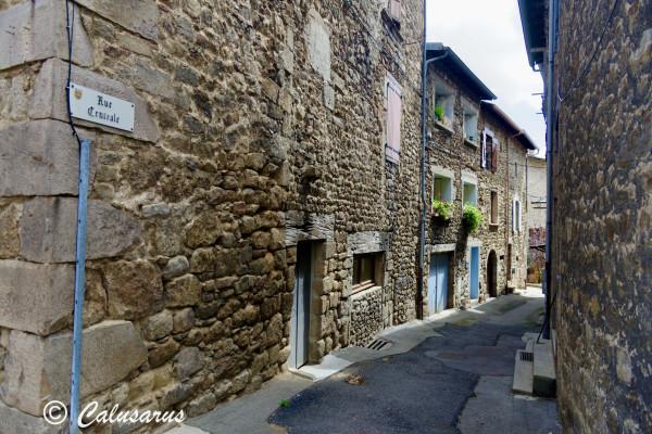 Ardeche Paysage Village architecture