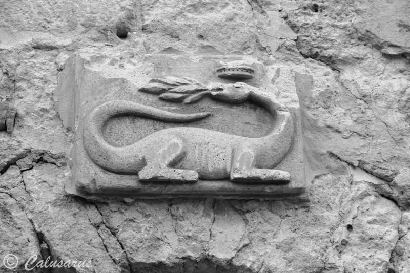 Mur Architecture Beaux-arts Sculpture Animal