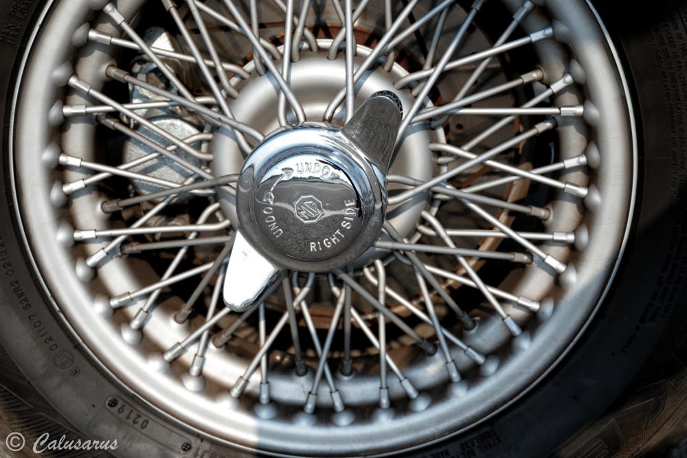 Drome 26 Chanos Curson Automobile MG Details