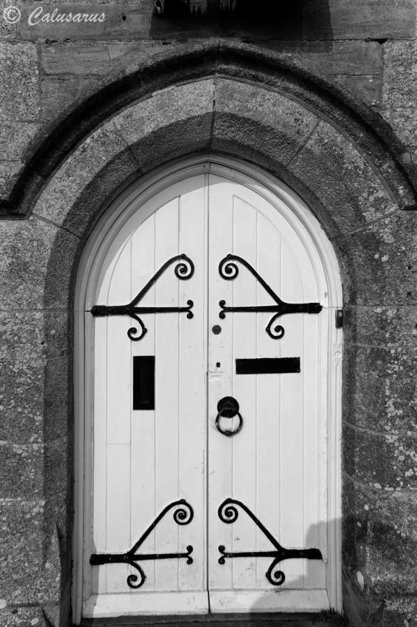Porte Architecture N&B Tintagel