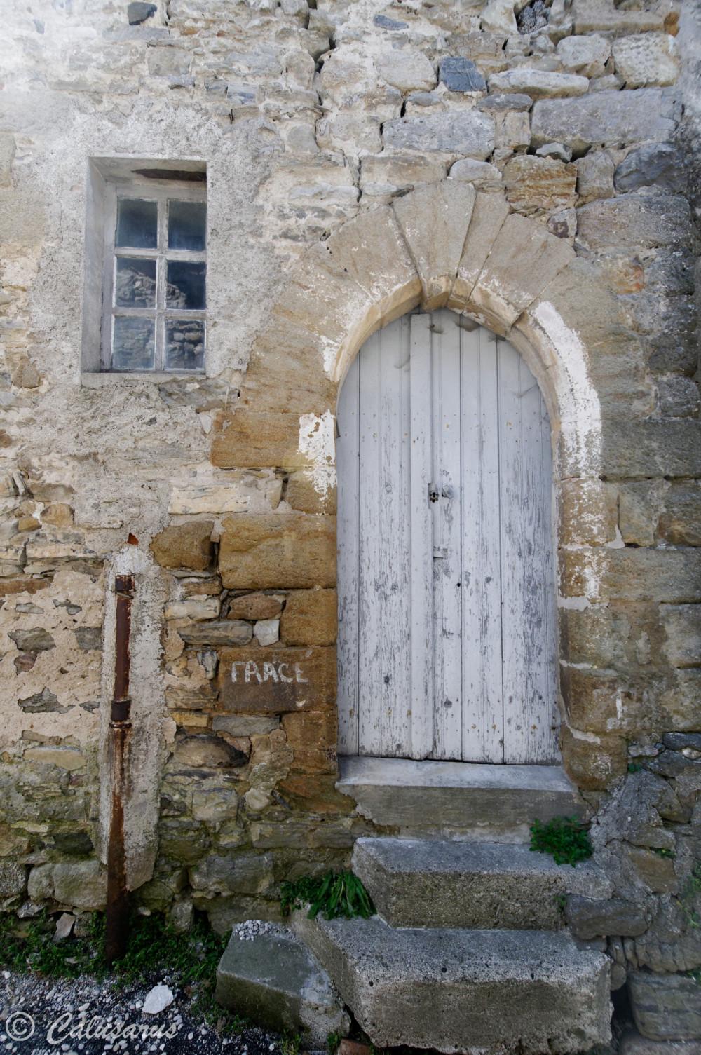 Architecture Porte Fenêtre Ardeche Coux