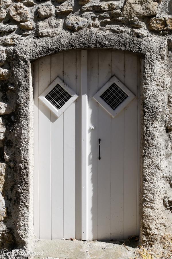 Architecture Porte Ardeche Coux