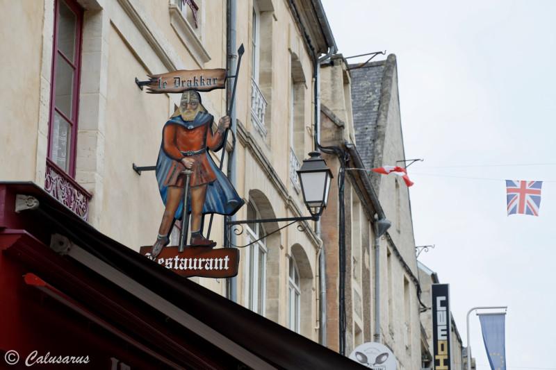Enseigne Bayeux Calvados Beaux-arts