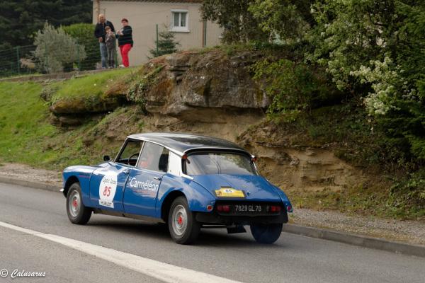 drome 26 Grignan Automobile Citroen DS