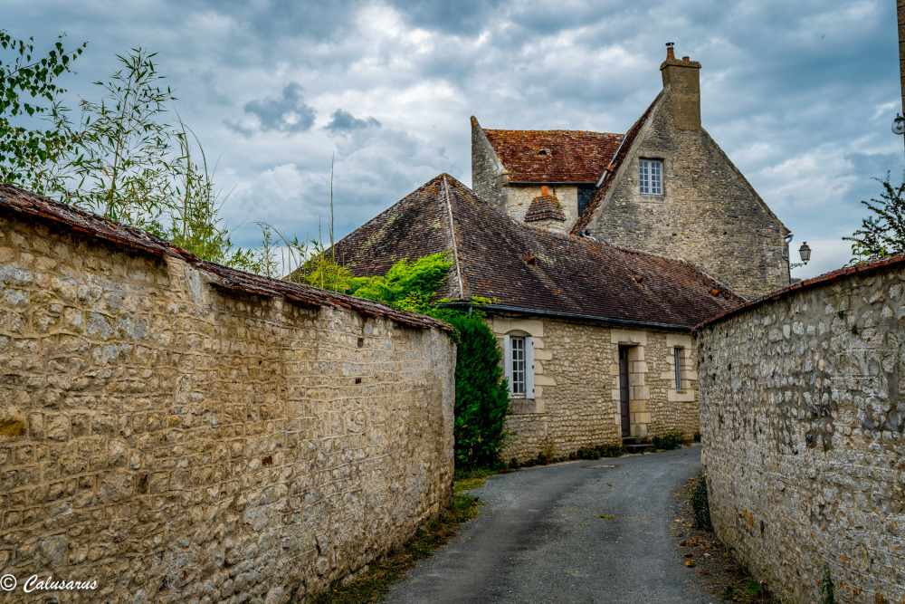 Orne Eouche Paysage Ville Ciel