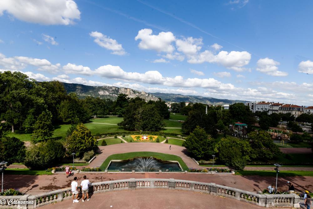Drome 26 paysage Valence Landscape Parc