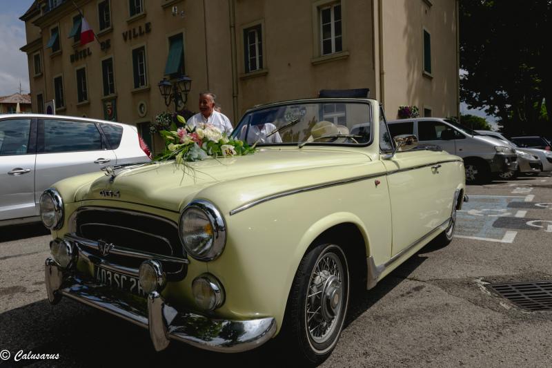 Drome 26 Tain Automobile Transport Peugeot