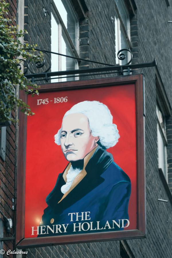 Enseigne Beaux-arts Londres Portrait