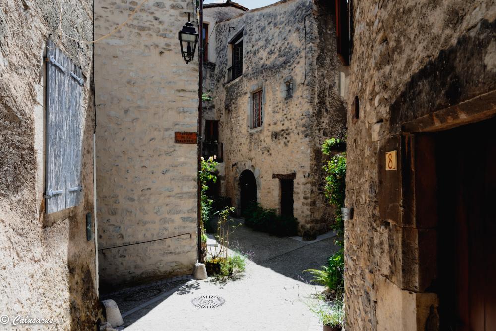 Drome 26 Chatillon Diois Architecture