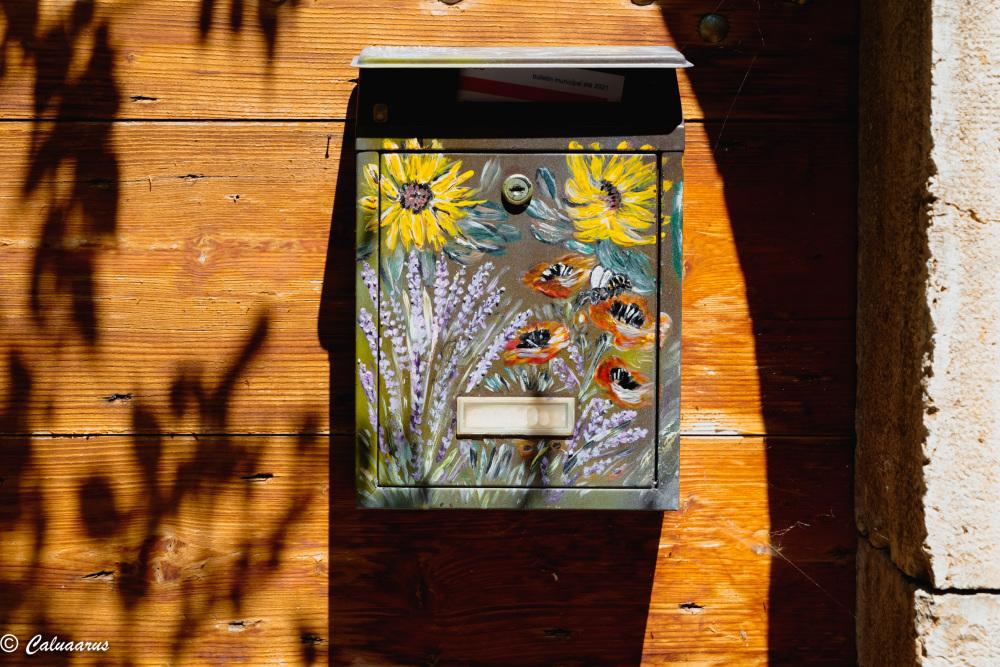 Drome 26 Chatillon Diois Architecture Fleurs Art