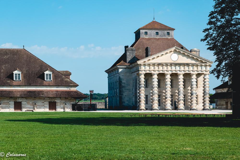 architecture doubs art arc senans
