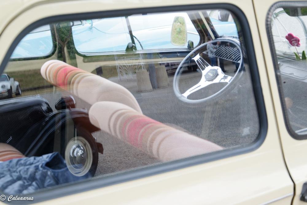 Drome 26 Automobile Citroen Reflet