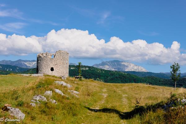 Drome 26 Paysage Vercors Vassieux Montagne