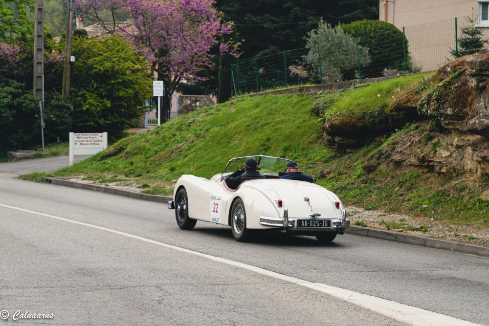 Drome 26 Grignan Automobile Jaguar Nature