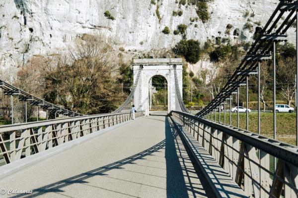 Architecture Drome 26 Donzere Pont Ombre