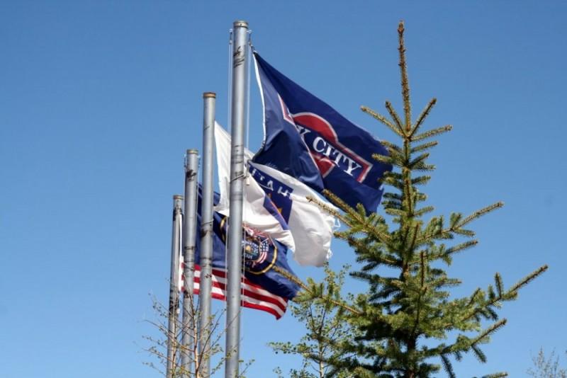 Park City Flags