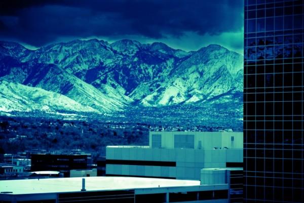 Snow City (Post Processed)
