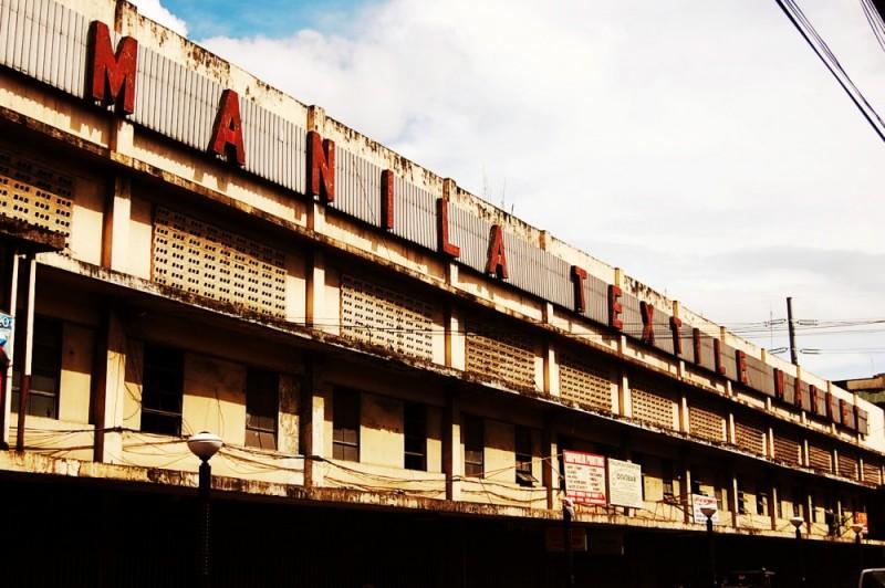 manila textile market