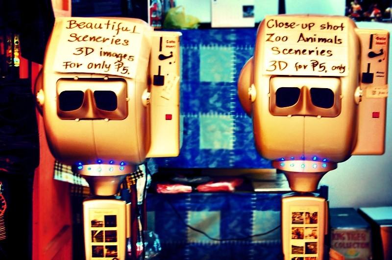 Image Viewing Robots at Star City