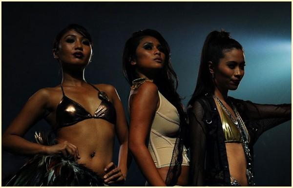 FHM 100 sexiest women 2008 models