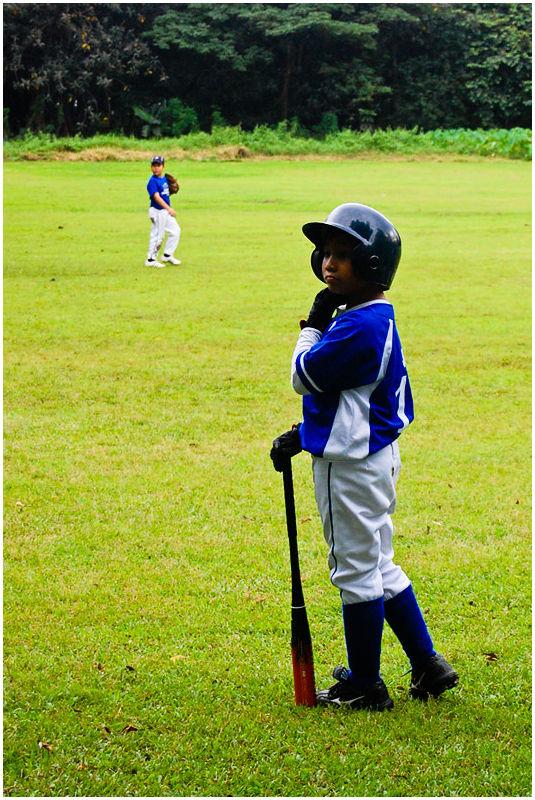 Ateneo Grade School Baseball Boys