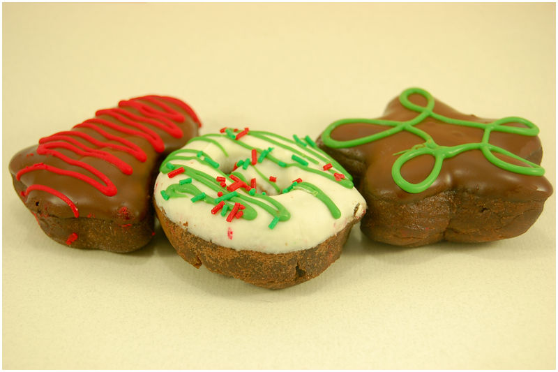 Limited Christmas Edition Mister Donut