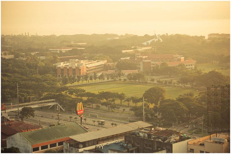 Ateneo de Manila University Campus 2008 Katipunan