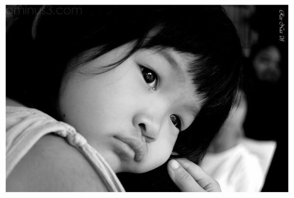 In an orphan's eyes