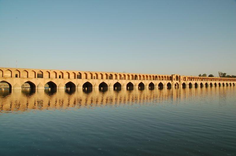 The Most famous Bridge of Iran - Esfahan