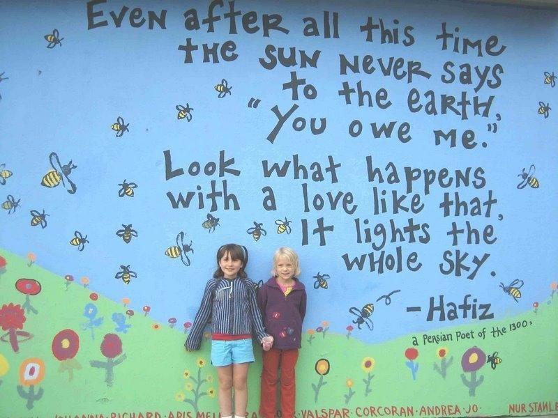 Hafez's Poem