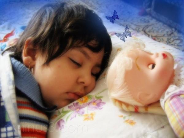 dreamin sleeping kids